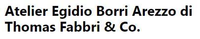 Atelier Egidio Borri Arezzo di Thomas Fabbri e Co.