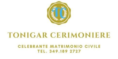 Tonigar Cerimoniere – Celebrante Matrimonio Civile